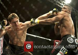 Paul Daley V Patrick Dexter Vallee - Cage Contender XV1 Fights at National Basketball Arena -   Dublin,...