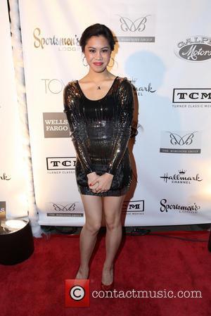 Ashley Argota - The Borgnine Movie Star Gala at Sportsmen's Lodge Event Center - Studio City, California, United States -...