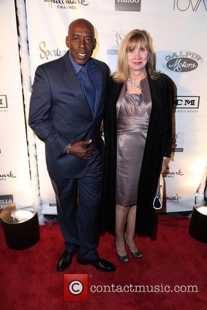 Ernie Hudson and Linda Kingsberg