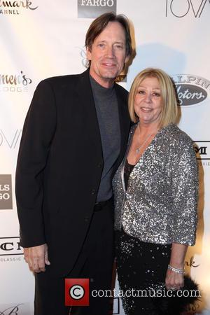 Kevin Sorbo and Nancee Borgnine - The Borgnine Movie Star Gala at Sportsmen's Lodge Event Center - Studio City, California,...