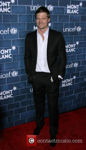 Bailey Chase - Montblanc and UNICEF celebrate the launch of their new 'Signature For Good 2013 Initiative' at a pre-Oscars...