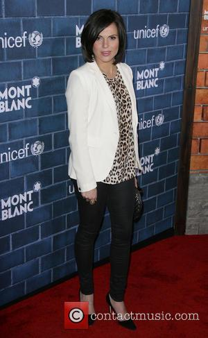 Lana Parrilla - Montblanc and UNICEF celebrate the launch of their new 'Signature For Good 2013 Initiative' at a pre-Oscars...