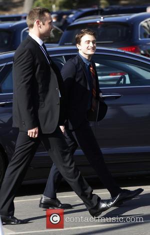 Daniel Radcliffe - 2013 Film Independent Spirit Awards at Santa Monica Beach - Outside Arrivals - Los Angeles, California, United...