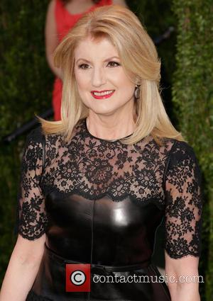 Arianna Huffington - 2013 Vanity Fair Oscar Party at Sunset Tower - Arrivals - West Hollywood, California, United States -...