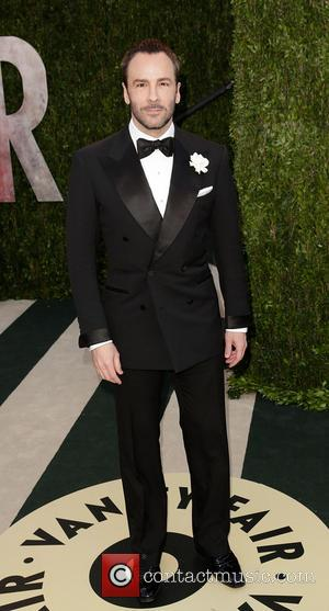 Tom Ford - 2013 Vanity Fair Oscar Party at Sunset Tower - Arrivals - West Hollywood, California, United States -...