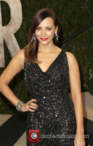 Rashida Jones - 2013 Vanity Fair Oscar Party at Sunset Tower - Arrivals - West Hollywood, California, United States -...