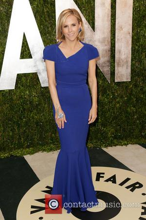 Tory Burch - 2013 Vanity Fair Oscar Party at Sunset Tower - Arrivals - West Hollywood, California, United States -...