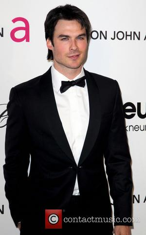 Ian Somerhalder And Nina Dobrev Split - Report