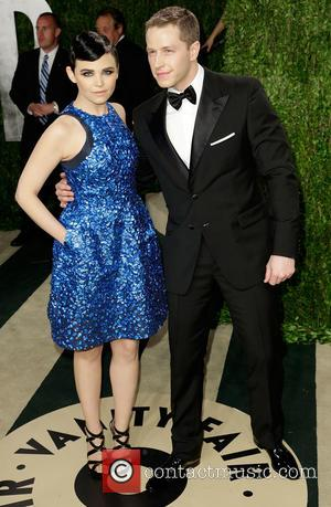 Ginnifer Goodwin and Josh Dallas - 2013 Vanity Fair Oscar Party at Sunset Tower - Arrivals - Los Angeles, California,...