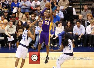 Kobe Bryant - L.A. Lakers at the Dallas Mavericks - Dallas, Texas, United Kingdom - Sunday 24th February 2013