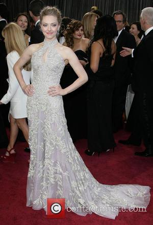 Amanda Seyfried, Oscars Red Carpet