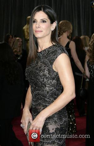Sandra Bullock Oscars 2013
