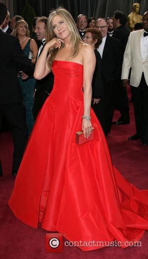 Jennifer Aniston - Oscars Red Carpet Arrivals