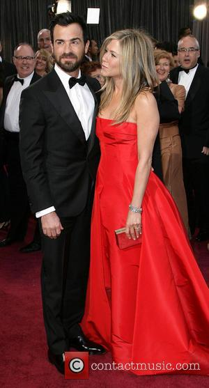 Justin Theroux and Jennifer Aniston - The 85th Annual Oscars at Hollywood & Highland Center - Red Carpet Arrivals -...