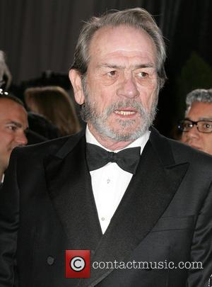 Tommy Lee Jones - Oscars Red Carpet Arrivals at Oscars - Los Angeles, California, United States - Sunday 24th February...