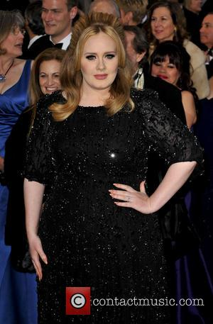 Adele Adkins - The 85th Annual Oscars at Hollywood &...