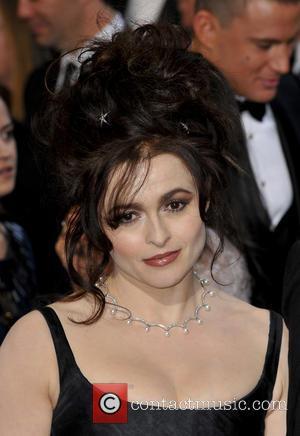 Helena Bonham Carter - The 85th Annual Oscars at Hollywood &...