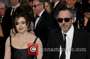 Helena Bonham Carter and Tim Burton - The 85th Annual Oscars at Hollywood & Highland Center - Red Carpet Arrivals...