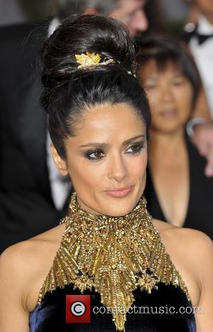 Salma Hayek Teams Up With Beyonce For Female Empowerment Campaign