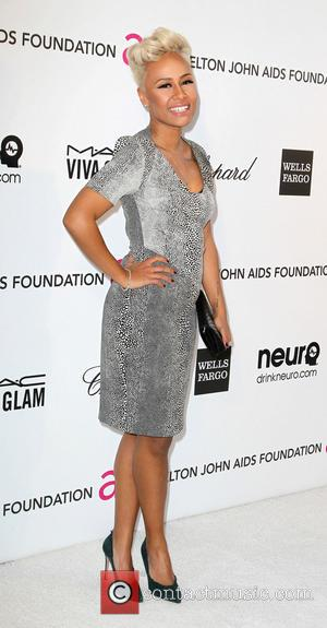 Emeli Sande - Elton John AIDS Oscar Part - Los Angeles, California, United States - Sunday 24th February 2013