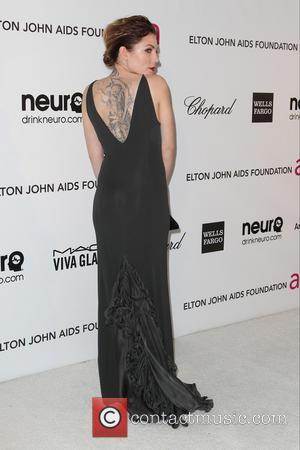 Skylar Grey - Annual Elton John AIDS Foundation's Oscar Party - Los Angeles, California, United States - Sunday 24th February...
