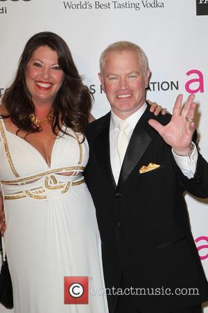Neal McDonough and Ruve McDonough - 21st Annual Elton John AIDS Foundation's Oscar Viewing Party - Los Angeles, California, United...