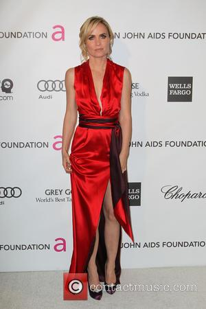 Radha Mitchell - 21st Annual Elton John AIDS Foundation's Oscar Viewing Party - Los Angeles, California, United States - Sunday...