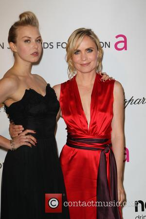 Radha Mitchell and Penelope Mitchell