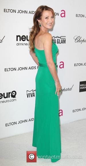 Jane Seymour - Elton John Oscar Party