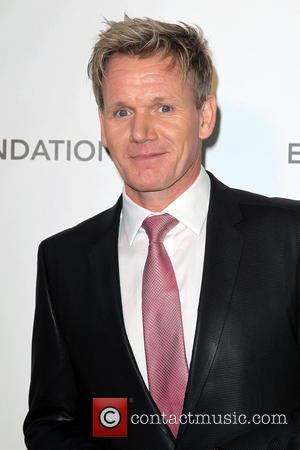 Gordon Ramsay's Feud With Father-in-law Rumbles On,