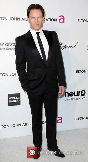 Stephen Moyer - 21st Annual Elton John AIDS Foundation's Oscar Viewing Party - Los Angeles, California, United States - Sunday...