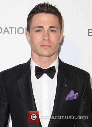 Colton Haynes - 21st Annual Elton John AIDS Foundation's Oscar Viewing Party - Los Angeles, California, United States - Sunday...