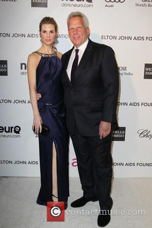 Steve Tisch - 21st Annual Elton John AIDS Foundation's Oscar Viewing Party - Los Angeles, California, United States - Sunday...