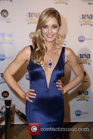 Christina Moore - 23rd Annual Night Of 100 Stars Black Tie Dinner Viewing Gala at the Beverly Hills Hotel -...