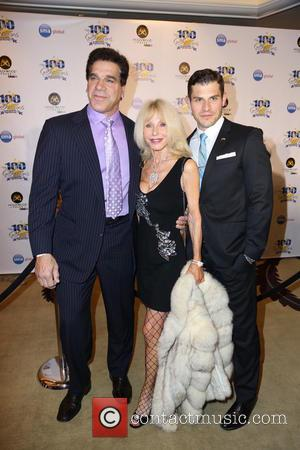Lou Ferrigno Jr, Lou Ferrigno and Carla Ferrigno - 23rd Annual Night Of 100 Stars Black Tie Dinner Viewing Gala...