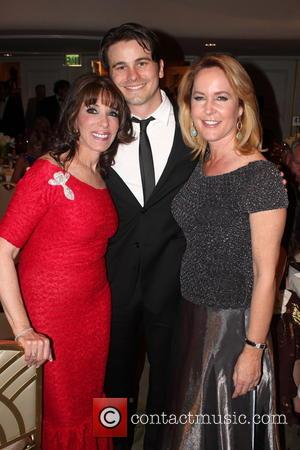 Erin Murphy, Kate Linder and Jason Ritter