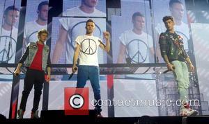 Niall Horan, Zayn Malik, Liam Payne and One Direction