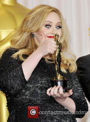 Adele Adkins - The 85th Annual Oscars at Hollywood &...