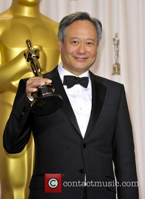 Ang Lee's In-n-out Oscars: Best Director Celebrates With Burger And Soda!