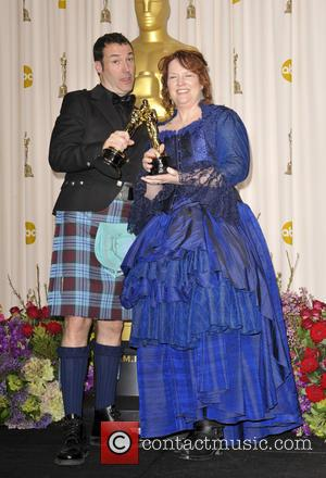 Mark Andrews and Brenda Chapman