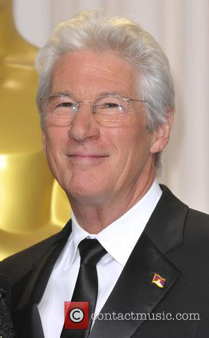 Richard Gere - The 85th Annual Oscars at Hollywood &...