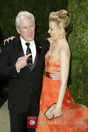 Richard Gere and Elizabeth Banks