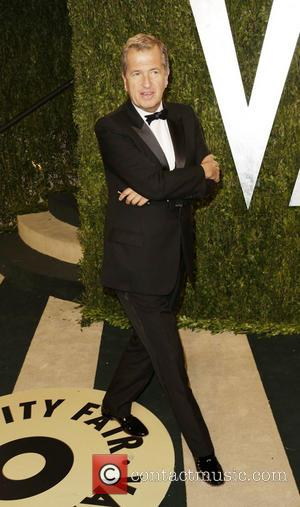 Mario Testino - 2013 Vanity Fair Oscar Party at Sunset Tower - Arrivals - West Hollywood, California, United States -...