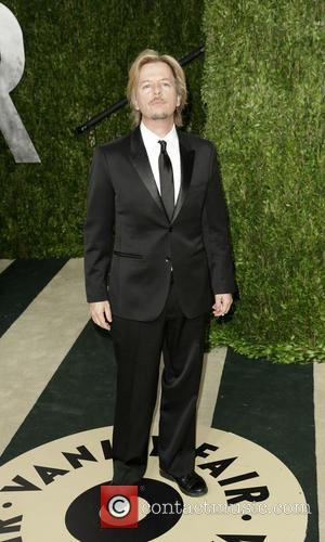 David Spade - 2013 Vanity Fair Oscar Party at Sunset Tower - Arrivals - West Hollywood, California, United States -...