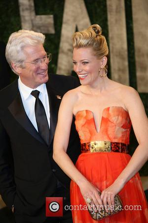 Elizabeth Banks and Richard Gere