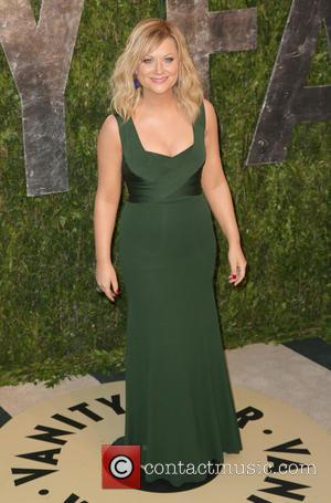 Amy Poehler - 2013 Vanity Fair Oscar Party at Sunset Tower - Arrivals - West Hollywood, California, United States -...