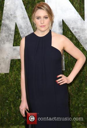 Greta Gerwig - 2013 Vanity Fair Oscar Party
