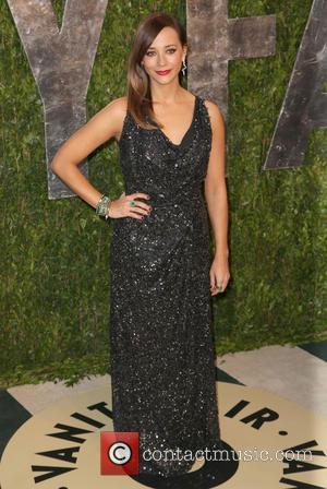 Rashida Jones - 2013 Vanity Fair Oscar Party at Sunset Tower - Arrivals - West Hollywood, California, United States -...
