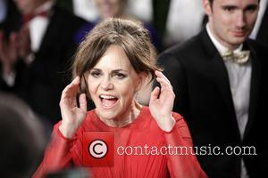 Sally Field - 2013 Vanity Fair Oscar Party at Sunset Tower - Arrivals - Los Angeles, CA, United States -...