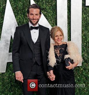 Bradley Cooper and Gloria Cooper